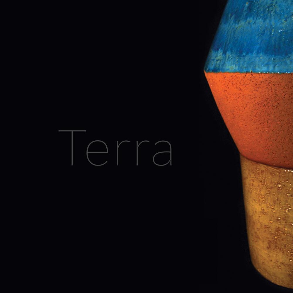 Serie Sculture e Vasi Terra in Ceramica