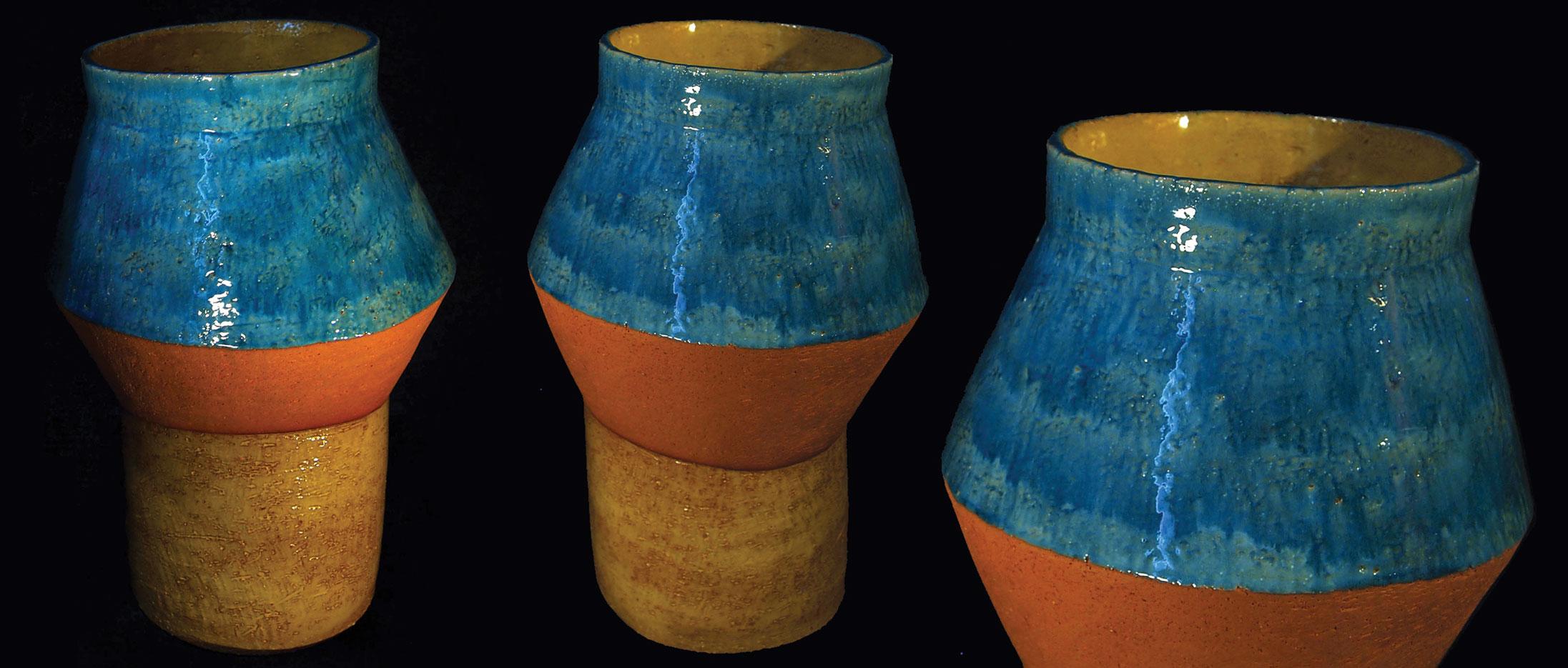 Vasi in Ceramica Serie Terra