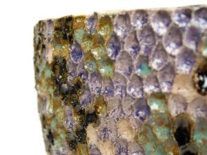 Vaso in Ceramica Serie Beez dettaglio